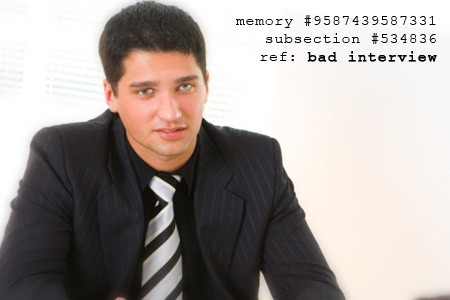 NLP Framing Step 1 - Take a picture of the bad memory